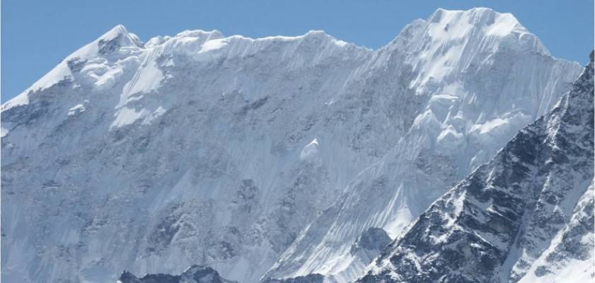 Mt.Baruntse Expedion