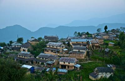 Ghale Gaon village Tours and Trek
