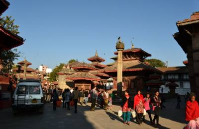 World Heritage Site Pashupatinat Temple